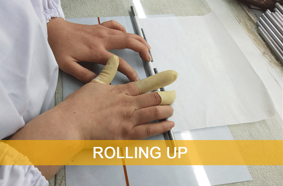ROLLING-UP
