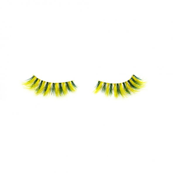 colored lashes, reusable lashes