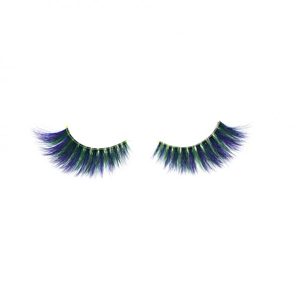 Colored Lashes, Quality Lashes